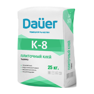 DAUER THERMO K-8